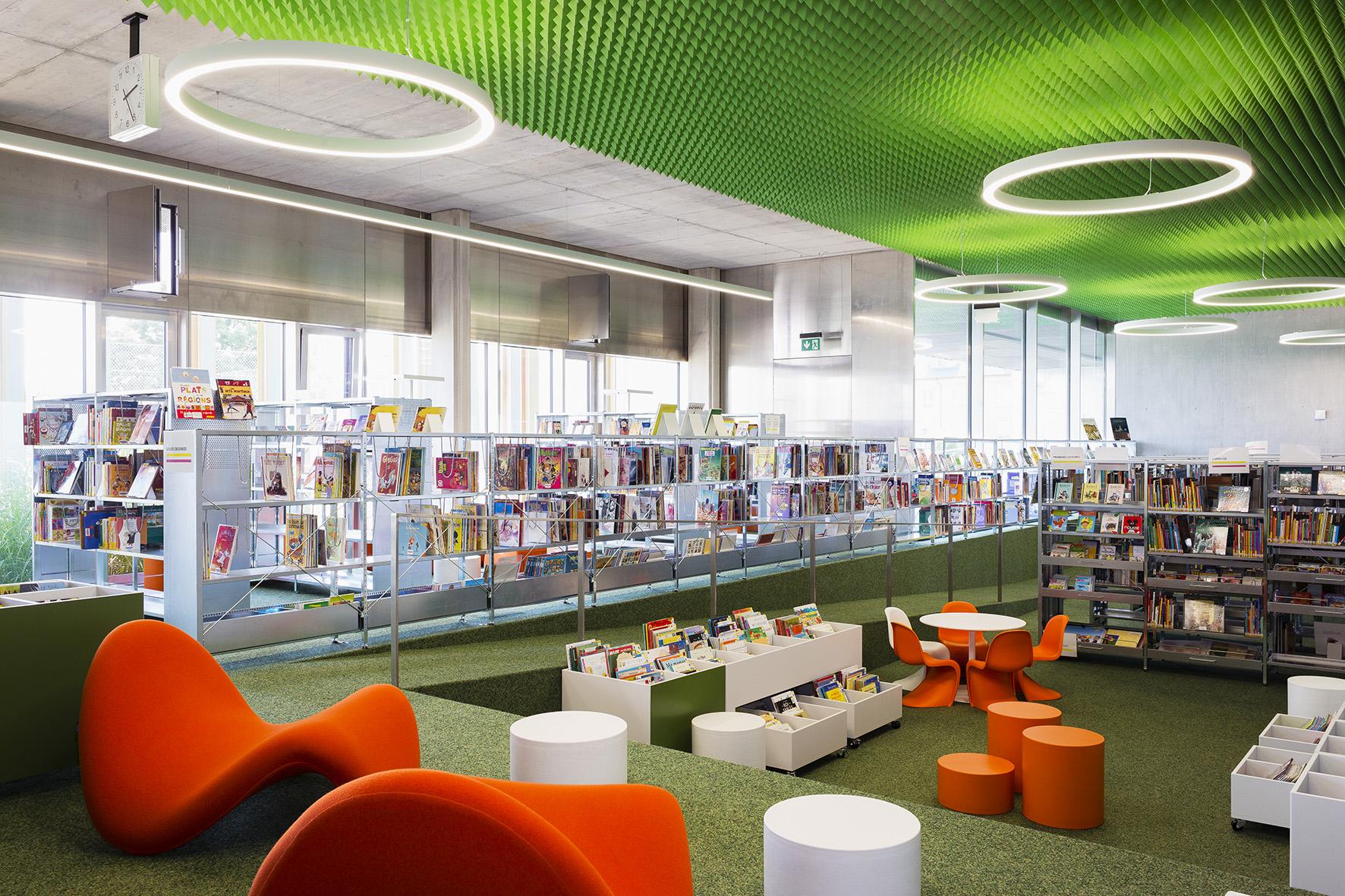 Bibliothèque intercommunale